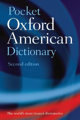 Oxford Pocket American Dictionary of Current English