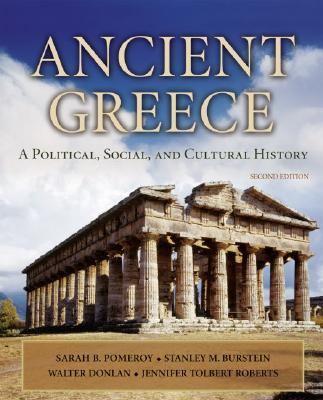 Ancient Greece A Political, Social and Cultural History