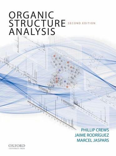 Organic Structure Analysis (Topics in Organic Chemistry)