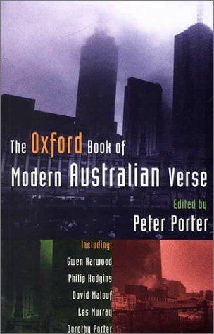 The Oxford Book of Modern Australian Verse