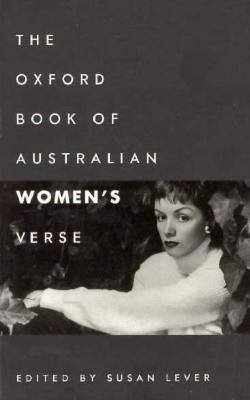 Oxford Book of Australian Women's Verse