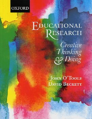 educational research creative thinking and doing pdf