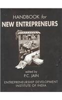 Handbook for New Entrepreneurs