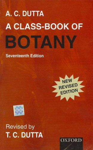 A Class-book of Botany