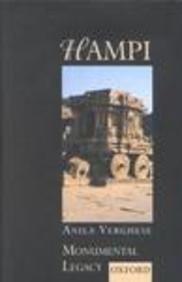 Hampi (Monumental Legacy)