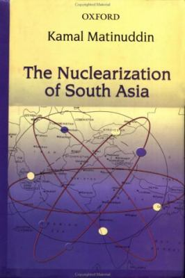 nuclearization in south asia Nuclear proliferation in south asia:  north korea's nuclearization and the fallout from the subcontinent andrew scobell and michael r chambers 11.