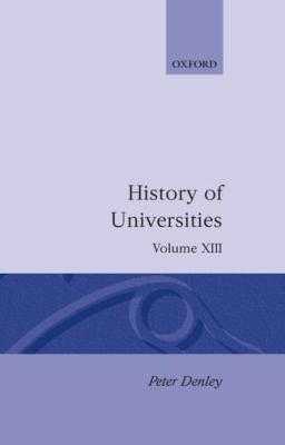 History of Universities 1994
