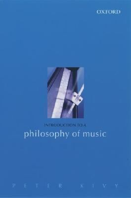 Introduction to a Philosophy of Music