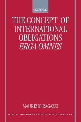 Concept of International Obligations Erga Omnes