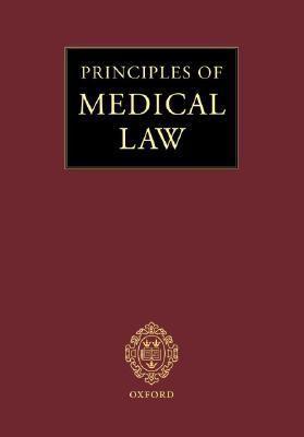 Principles of Medical Law 2nd Cumulative Supplement