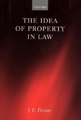 Idea of Property in Law