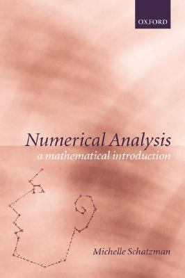 Numerical Analysis A Mathematical Introduction