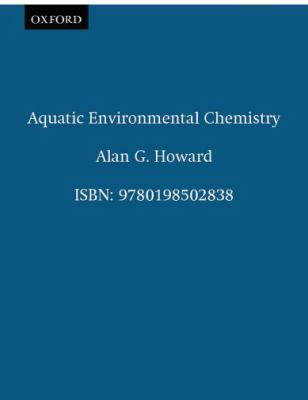 Aquatic Environmental Chemistry