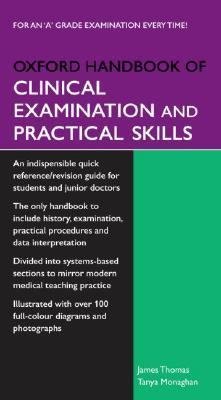 oxford handbook of clinical examination and practical skills latest edition
