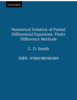 Numerical Solution of Partial Differential Equations Finit Difference Methods
