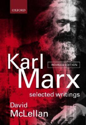 Karl Marx Selected Writings