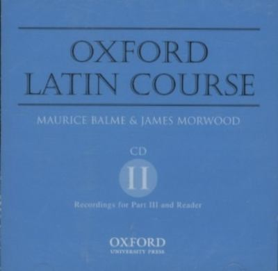 Oxford Latin Course Recordings for Part III and Reader