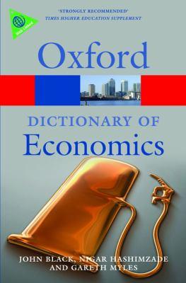 oxford dictionary of economics pdf
