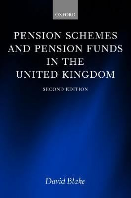 Pension Schemes and Pension Funds in the United Kingdom