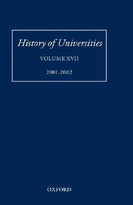 History of Universities 2001-2