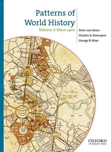 patterns of world history vol 1 1 study guide whi2c world history and geography to 1500 ad wh12 early development of humankind from the paleolithic era to the agricultural revolution.
