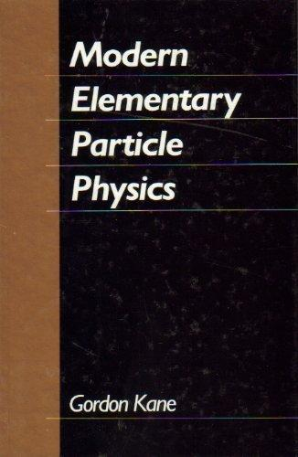 Modern Elementary Particle Physics