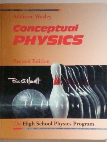 Conceptual Physics - Hewitt Textbooks