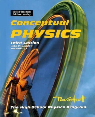 CONCEPTUAL PHYSICS SE 1999C