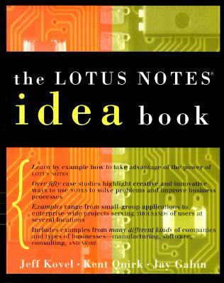 Lotus Notes Idea Book