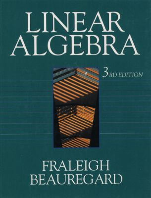 Linear Algebra, Third Edition