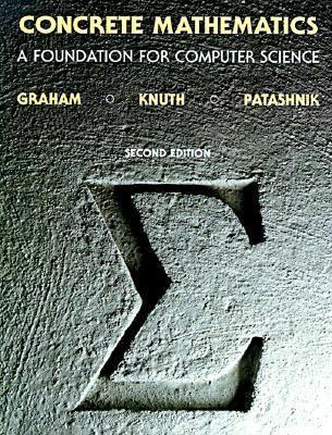 Concrete Mathematics A Foundation for Computer Science