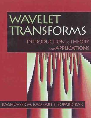 WAVELET TRANSFORMS (W/DISK)
