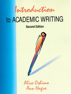 Introduction to academic writing 3rd edition