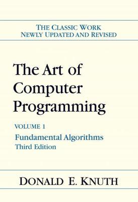 Art of Computer Programming, Volume 1: Fundamental Algorithms (3rd Edition)