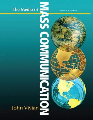 Media of Mass Communication (11th Edition)