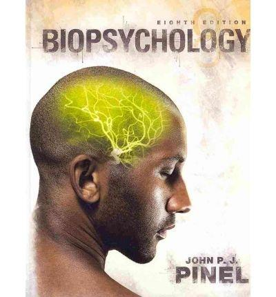 Biopsychology, Books a la Carte Edition (8th Edition)