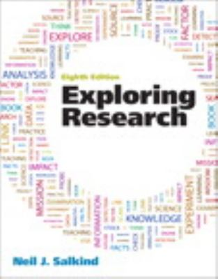 Exploring Research (8th Edition)