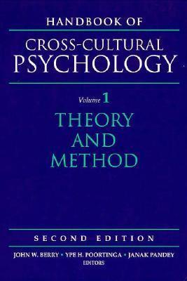 Handbook of Cross-cultural Psych.,v.1