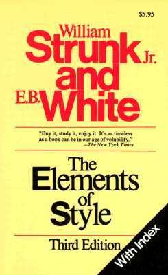 Elements of Style (w/index)