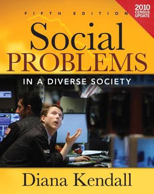 Social Problems in a Diverse Society Census Update, Books a la Carte Plus MySocKit (5th Edition)