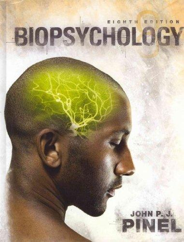 Biopsychology with NEW MyPsychLab and Pearson eText (8th Edition)