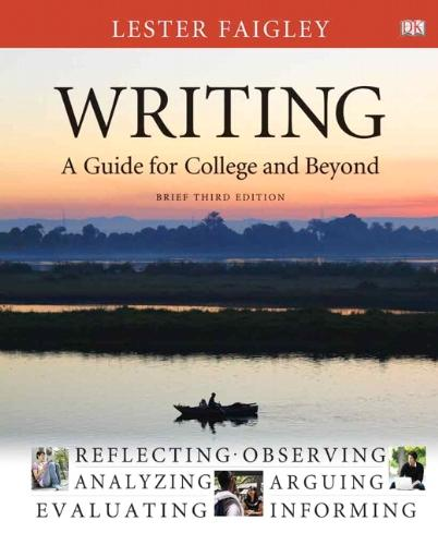 Writing: A Guide for College and Beyond, Brief Edition (3rd Edition)