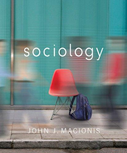 Sociology (Paperback version) (14th Edition)