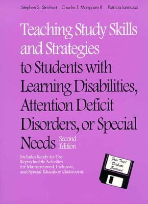 Teaching Study Skills+strat...-w/3disk