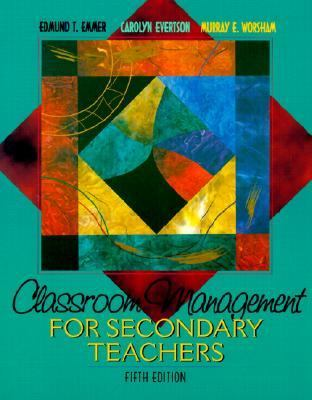 Classroom Mgmt.f/secondary Teachers