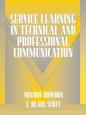 Service-Learning in Technical and Professional Communication