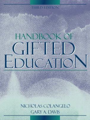 Handbook of Gifted Education