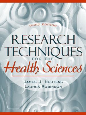 Research techniques for the health sciences pdf