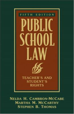 Public School Law Teachers' and Students' Rights