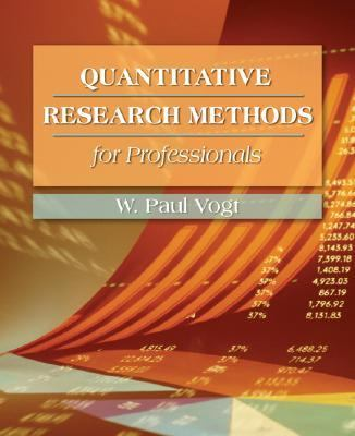 Quantitative Research Methods for Professionals